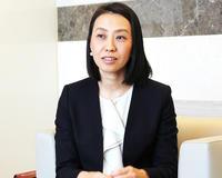 写真2:株式会社KPMG FAS/ディレクター<br /> ディールアドバイザリー 名畑 志帆 氏