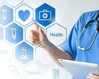 画像:ヘルスケア業界の概況と課題